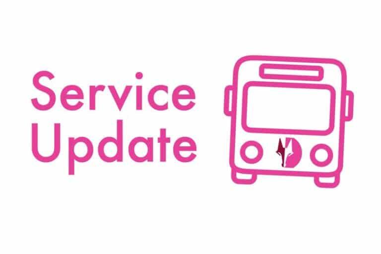service update logo